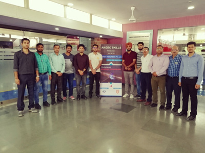 TRAINING PROGRAM FOR HONDA R&D INDIA PVT. LTD., MANESAR