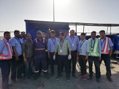 Training of Indigo Airlines
