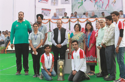 Overall Championship Title was grabbed by the CSE Contingent.