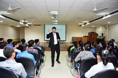 Shri. Aman Chaudhary - Motivational Talk