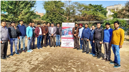 Train the Trainer Program on Advance Welding Technology