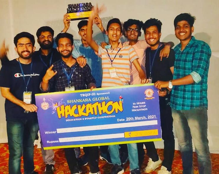 Shankara Hackathon